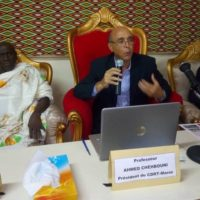 Chehbouni Ahmed - CDRT