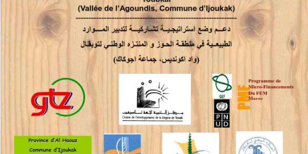 Projet Ijoukak et projet des Potiers de Marrakech