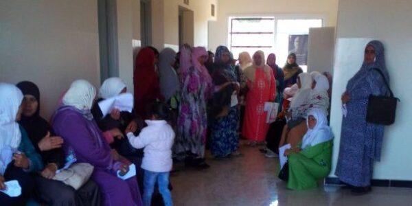 campagne de dépistage des cancers de seins et de l'utérus_Ouargui (2)