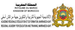 L'Académie Régionale de l'Education et de la Formation Marrakech-Safi
